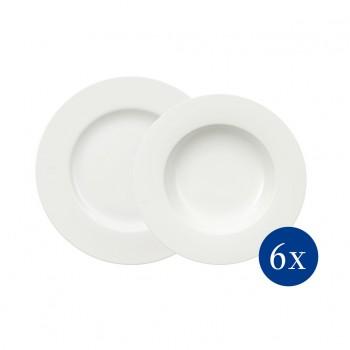 Villeroy & Boch - Zestaw obiadowy 12 elementów - Royal