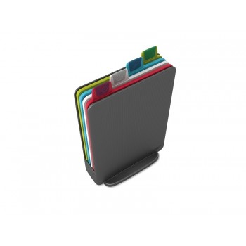 JJ - Zestaw 4 desek INDEX Mini, szary