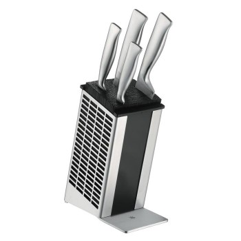 WMF - Blok z kompletem 4 noży, Grand Gourmet