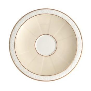 Villeroy & Boch - Ivoire - Spodek do filiżanki do kawy/herbaty 16 cm