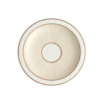 Villeroy & Boch - Ivoire - Spodek do filiżanki do espresso 13 cm