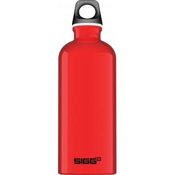 Sigg - Rainbow Red - Bidon 0,6 l
