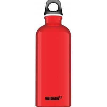 Sigg - Rainbow Red - Bidon 0,6 l