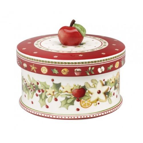 Villeroy & Boch - Pudełko na ciastka - Winter Bakery Delight