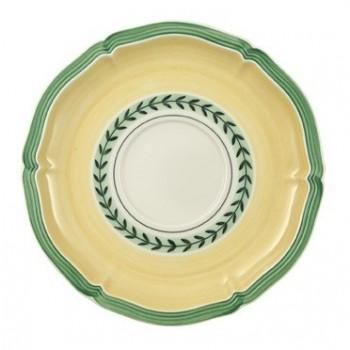 Villeroy & Boch - French Garden - Spodek do filiżanki śniadaniowej 17 cm