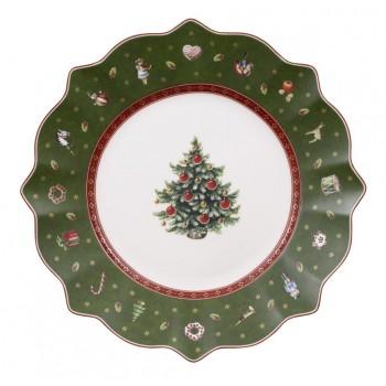 Villeroy & Boch - Toy's Delight - Talerz sałatkowy zielony