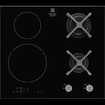 Electrolux - Płyta gazowo-indukcyjna EGD6576NOK