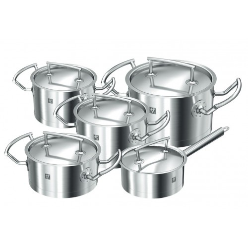 Zwilling - Twin Select Cookware - Zestaw garnków 5 piecs