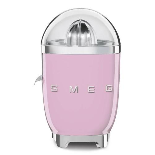 Smeg - 50's Style - Wyciskarka do cytrusów, pastelowy róż