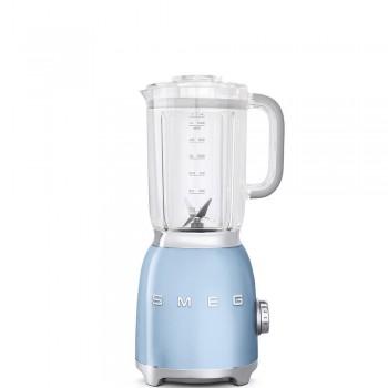 SMEG - 50's Style - Blender, pastelowy błękit