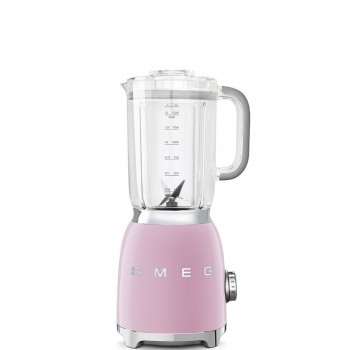 SMEG - Blender, pastelowy róż BLF01PKEU