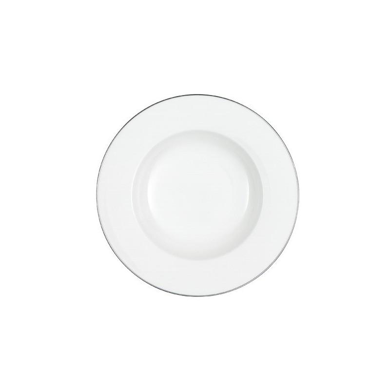 Villeroy & Boch - Anmut Platinum No. 1 - Talerz głęboki 24 cm