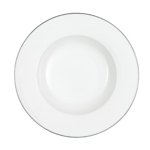 Villeroy & Boch - Talerz głęboki 24cm - Anmut Platinum No. 1