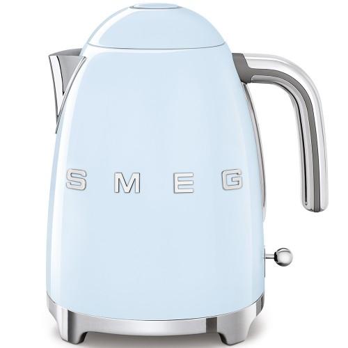 SMEG 50's Style czajnik elektryczny, pastelowy błękit KLF03PBEU