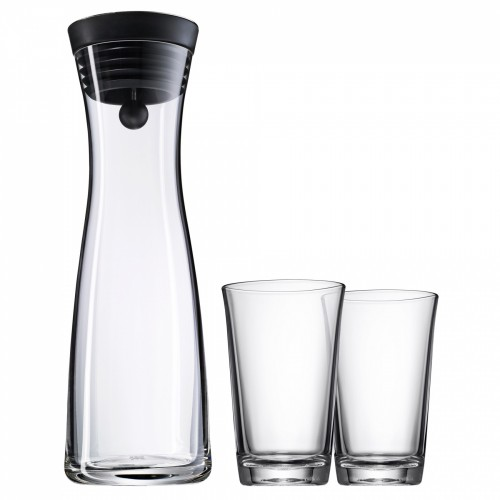 WMF - karafka do wody Basic i 2 szklanki 617709994