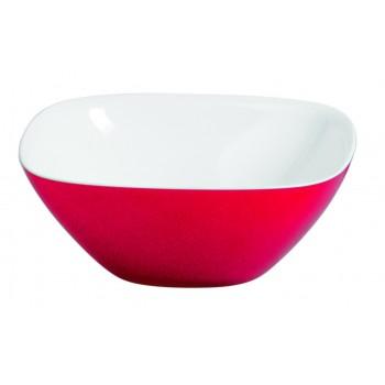 Guzzini Vintage Miska czerwona 30 cm