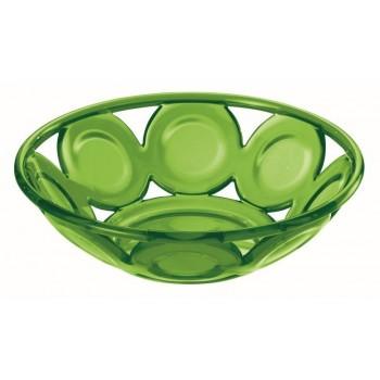 Guzzini - Koszyk na pieczywo zielony Boli