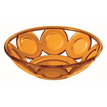 Guzzini - Koszyk na pieczywo pomarańczowy Bolli