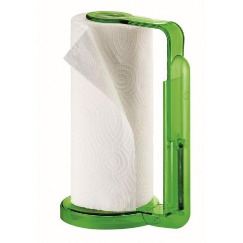 Guzzini - Stojak na ręcznik papierowy Latina zielony