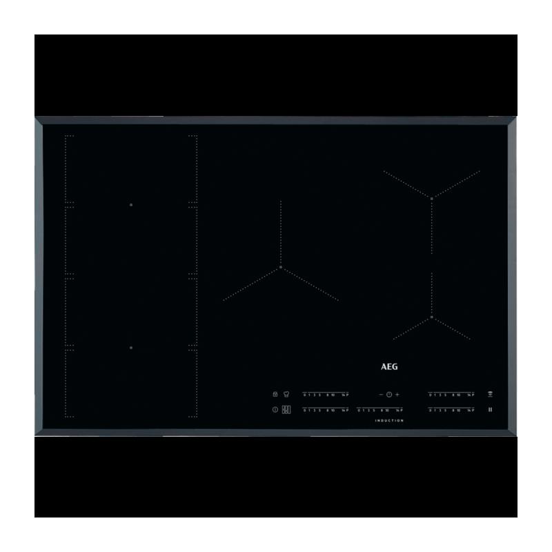 Powerslide Aeg: Płyta Indukcyjna SLIM-FIT 80 Cm IKE85471FB