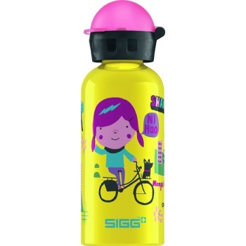 Sigg - Travel Girl Shanghai - Bidon 0,4 l