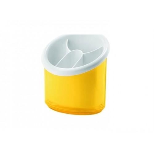 Guzzini Ociekacz Na Sztućce Żółty