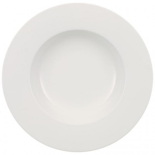 Villeroy&Boch Talerz głęboki 24cm. Wonderful World White