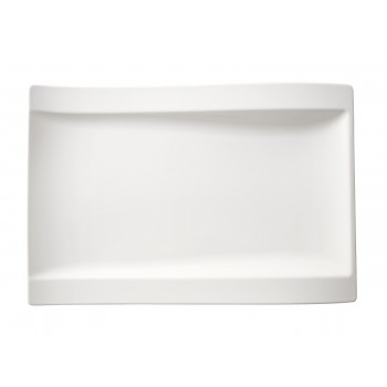Villeroy & Boch - NewWave - Talerz bufetowy 37 x 25 cm