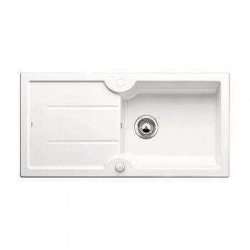 BLANCO IDESSA XL 6 S biały połysk z korkiem