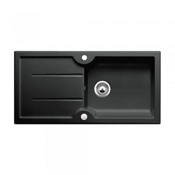 BLANCO IDESSA XL 6 S czarny z korkiem