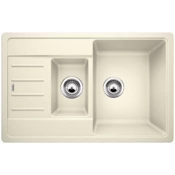 BLANCO LEGRA 6S Compact biały bez korka automatycznego