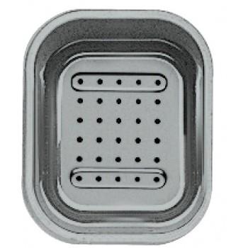 BLANCO Odsączarka transparentna szara, [CRON 6 S]