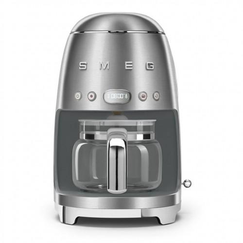 Smeg - 50's Style - Ekspres do kawy, przelewowy, szczotkowana stal nierdzewna DCF02SSEU