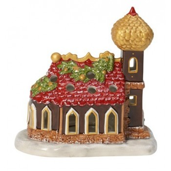 Villeroy&Boch - Mini Christmas Village - figurka kościoł