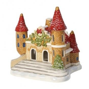 Villeroy&Boch - Mini Christmas Village - figurka zamek