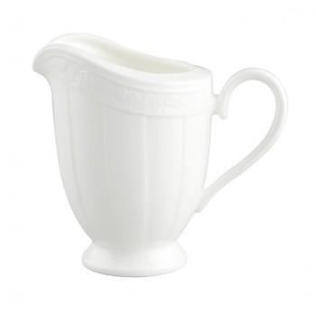 Villeroy & Boch - White Pearl - Mlecznik  0,25 l