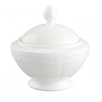 Villeroy & Boch - White Pearl - Cukiernica 0,35 l