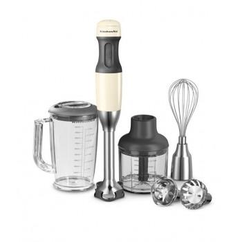 KitchenAid - Blender ręczny kremowy