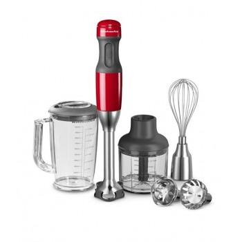 KitchenAid - Blender ręczny czerwony