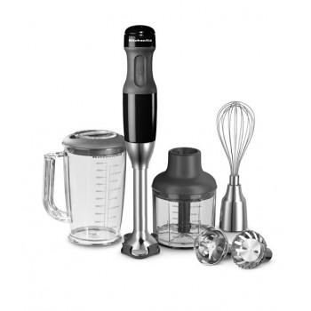 KitchenAid - Blender ręczny czarny