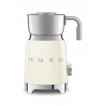 SMEG - Spieniacz do mleka, kremowy MFF01CREU