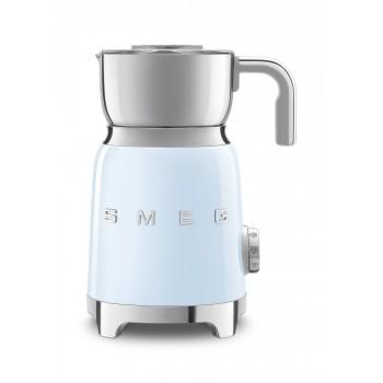 SMEG - Spieniacz do mleka, pastelowy błękit MFF01PBEU