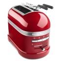 KitchenAid - Artisan - Toser 2-komorowy czerwony karmelek 5KMT2204ECA