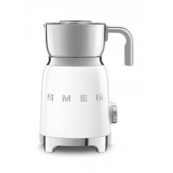 SMEG - Spieniacz do mleka, biały MFF01WHEU