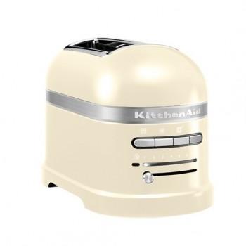 KitchenAid - Artisan - Toster 2-komorowy kremowy 5KMT2204EAC