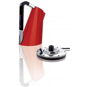 Czajnik elektryczny VERA czerwony
