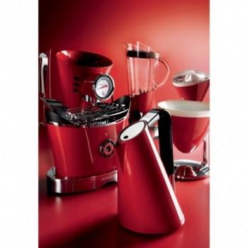 DIVA Ekspres do kawy czerwony