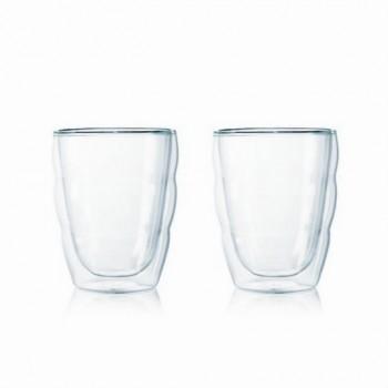 BODUM - Zestaw 2 szklanek 0,25 l., Pilatus