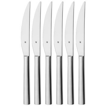 WMF - Zestaw 6 noży do steków, Nuova