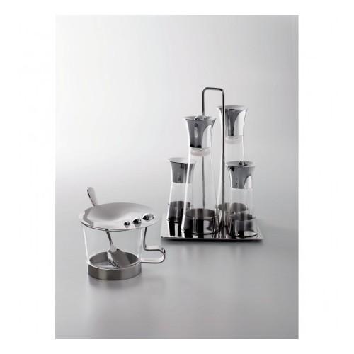 ACQUA - Zestaw do przypraw (sól, pieprz, olej, ocet)
